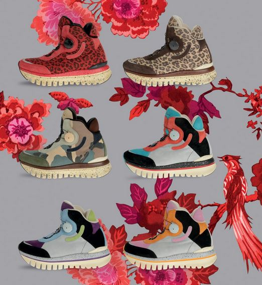 Collezione boots Fornarina autunno inverno 2014