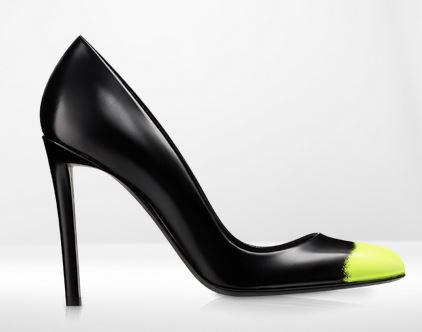 Collezione scarpe Dior autunno inverno 2013 2014