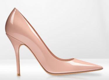 Eleganti scarpe Dior autunno inverno 2014