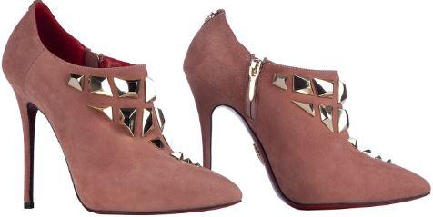Eleganti scarpe donna Cesare Paciotti autunno inverno