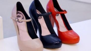 Fornarina collezione scarpe autunno inverno 2013 2014
