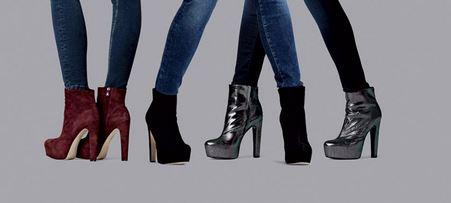 Fornarina scarpe autunno inverno 2014