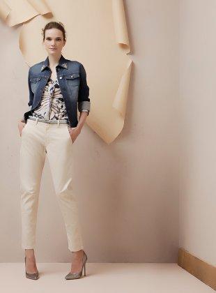 Giacche jeans Oltre autunno inverno 2014