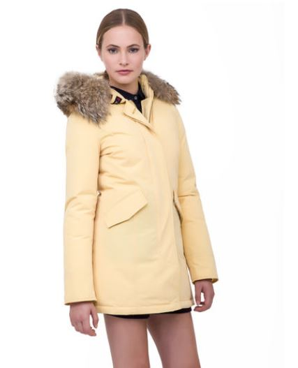 Giaccone Woolrich inverno 2014