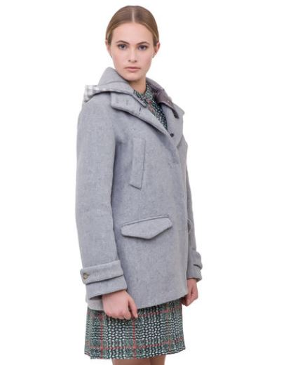 Giaccone lana Woolrich inverno 2013 2014