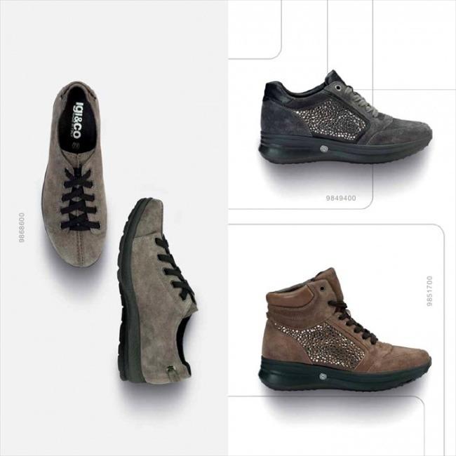Igi&Co scarpe autunno inverno 2014