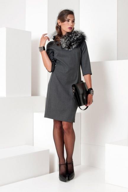 Mini dress Carla G autunno inverno 2014