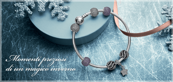 Pandora bracciale inverno 2014