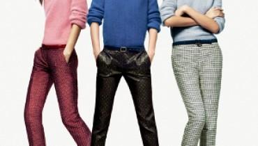 Pantaloni 2014