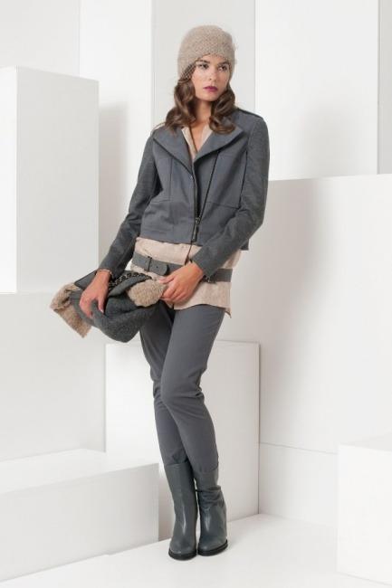 Pantaloni Carla G autunno inverno 2014