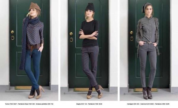outlet store 68418 efdfb Pantaloni Nell & Me autunno inverno 2013 2014 | Moda con ...