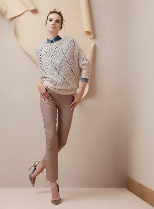 Pantaloni Oltre autunno inverno 2014
