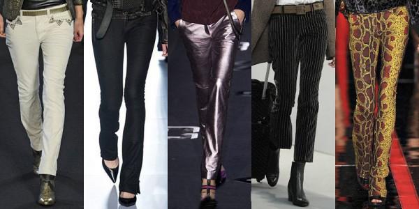 Pantaloni moda inverno 2013 2014