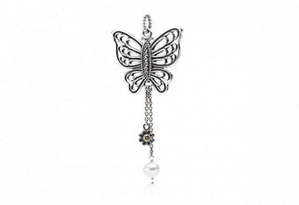 Pendente farfalla Pandora