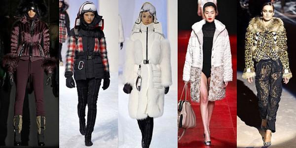 Piumini moda autunno inverno 2013 2014