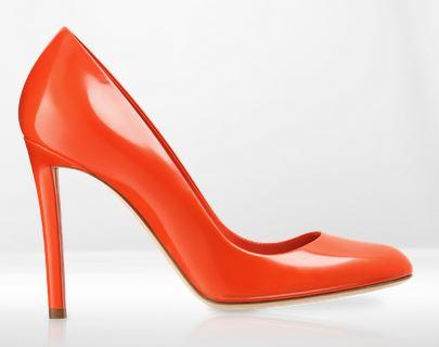 Scarpe con tacco Dior autunno inverno 2014