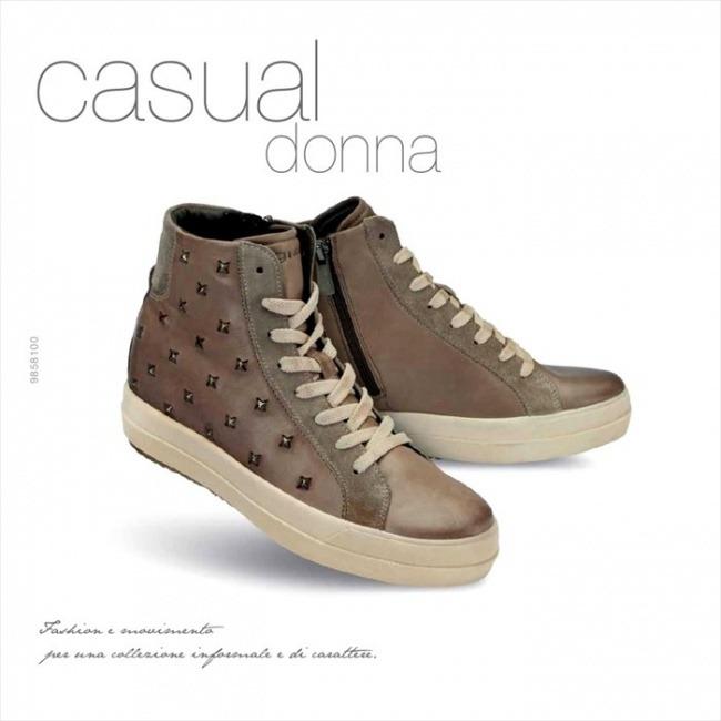 Sneakers Igi&Co autunno inverno 2014
