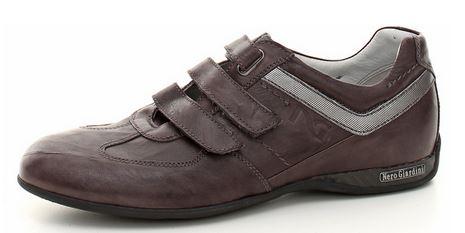 Sneakers basse uomo Nero Giardini autunno inverno