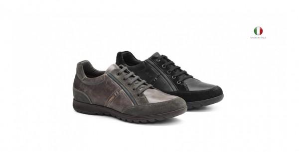 Sneakers in pelle uomo Keys autunno inverno 2014