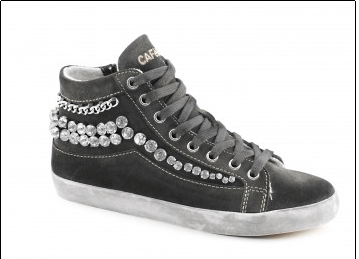 Sneakers in suede Cafe Noir autunno inverno 2014
