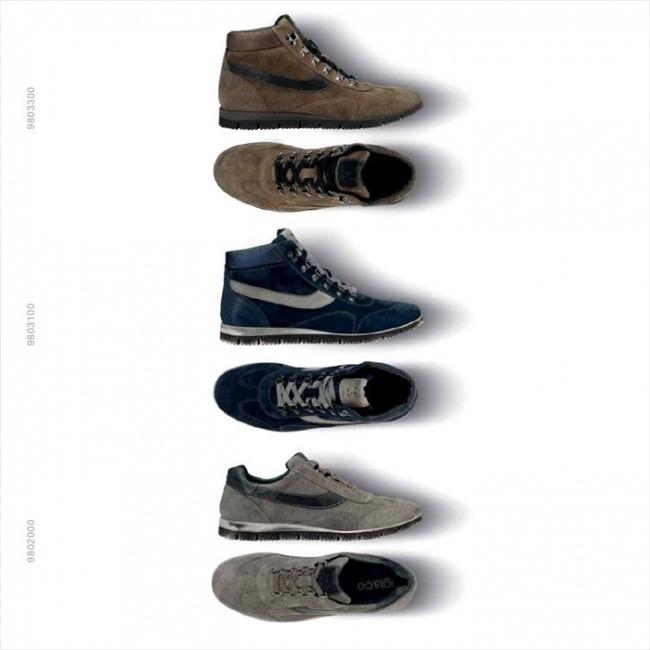 Sneakers uomo Igi&Co autunno inverno 2014