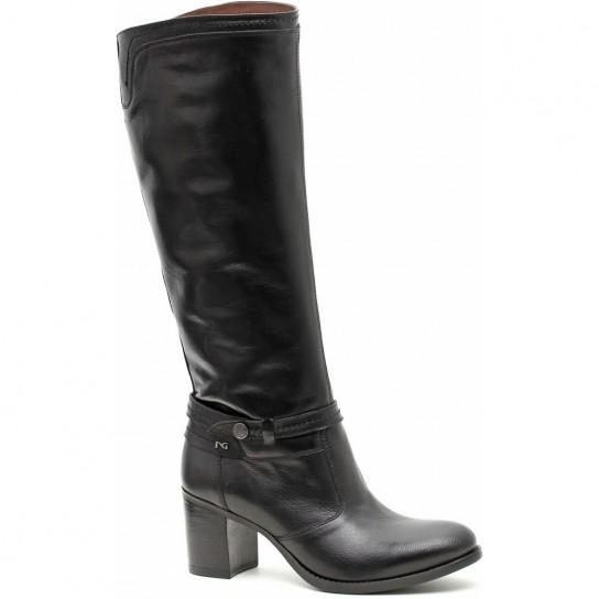 Stivali con tacco medio Nero Giardini