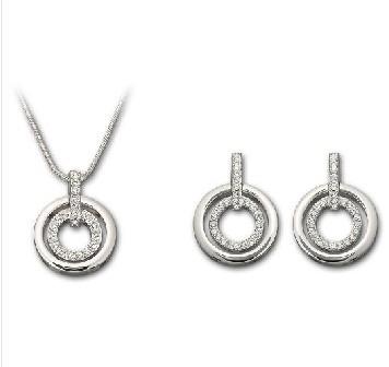 Swarovski autunno inverno 2013 2014 set gioielli a cerchio