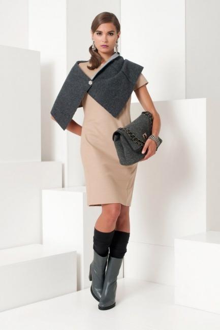 Vestiti Carla G autunno inverno 2014