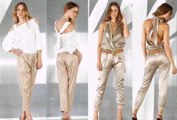 Abbigliamento CristinaEffe primavera estate 2014