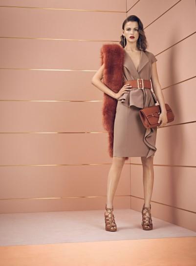Abbigliamento Elisabetta Franchi autunno inverno 2014