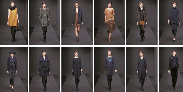 Abbigliamento Seventy autunno inverno 2014