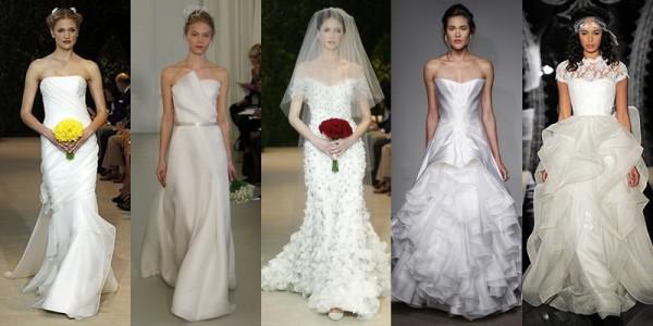 Abiti sposa 2016 tendenze vestiti da sposa primavera estate 2014 pizzi e drapegi