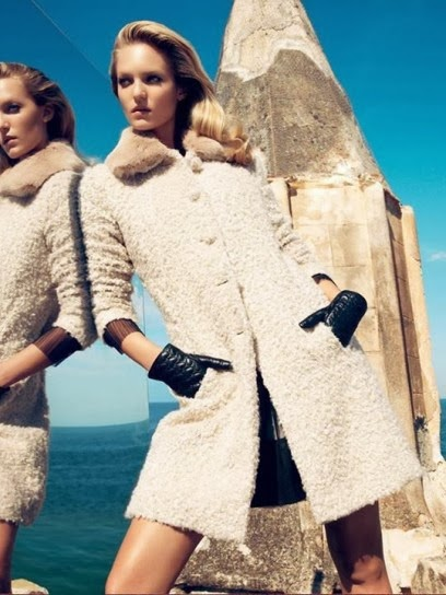 Cappotti collezione abbigliamento Twin Set autunno inverno 2014