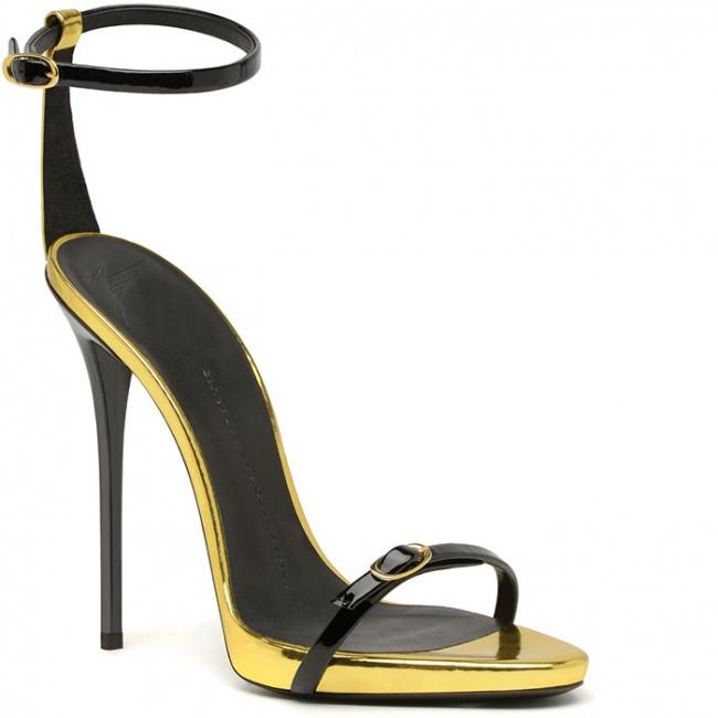 Catalogo scarpe Giuseppe Zanotti primavera estate 2014