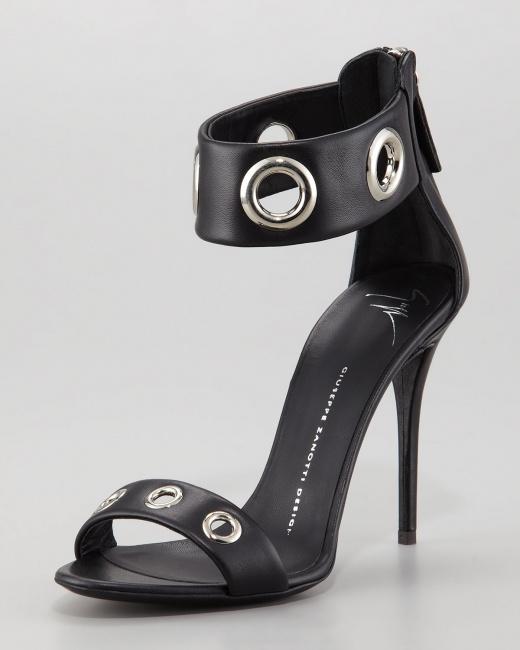Collezione sandali Giuseppe Zanotti primavera estate 2014