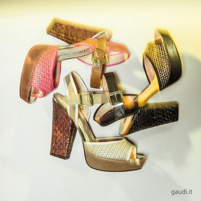 Collezione scarpe Gaudì primavera estate 2014