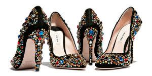 Collezione scarpe Miu Miu primavera estate 2014