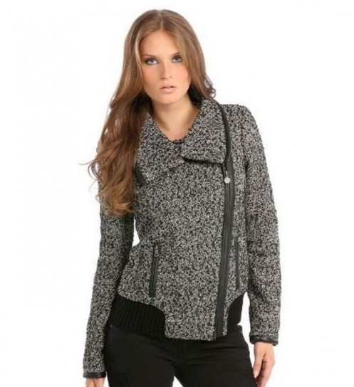 Giacca in lana Guess autunno inverno 2014