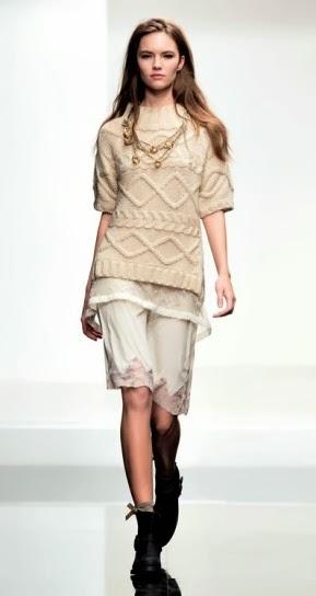 Gonne collezione abbigliamento Twin Set autunno inverno 2014