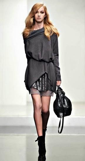 Maglioni collezione abbigliamento Twin Set autunno inverno 2014