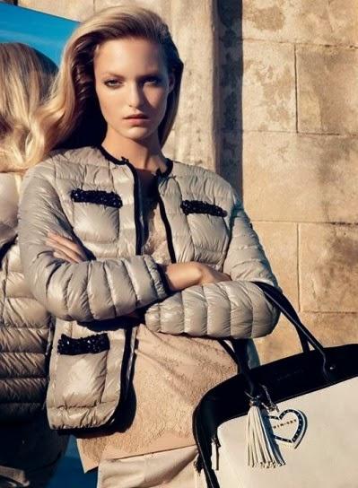 Piumini collezione abbigliamento Twin Set autunno inverno 2014