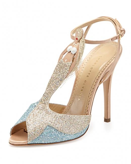 Sandali gioiello Charlotte Olympia primavera estate 2014