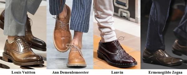 Scarpe uomo tendenze moda primavera estate 2016 modelli stringati 8166a962e2a