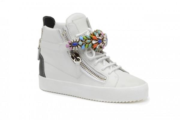 Sneakers Giuseppe Zanotti primavera estate 2014