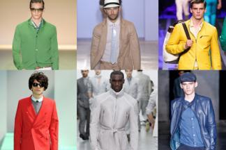 Tendenze moda primavera estate 2014 uomo