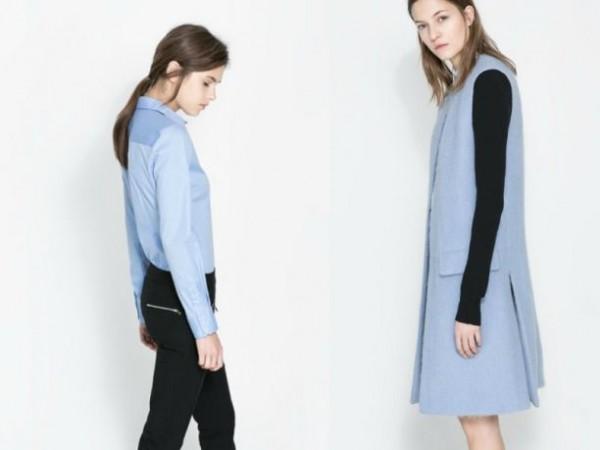 Abbigliamento Zara primavera estate 2014