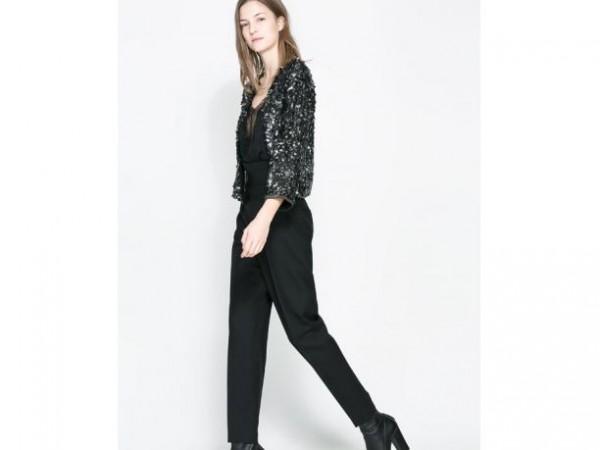 Abbigliamento sera Zara primavera estate 2014
