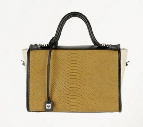 Borsa handbag con stampa Coccinelle primavera estate 2014