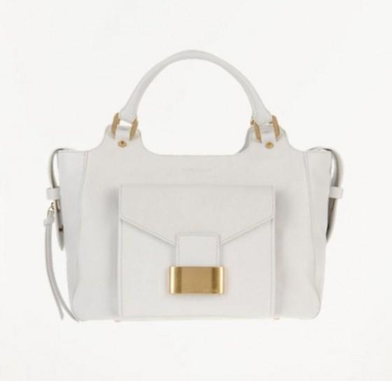 Borsa handbag in pelle Coccinelle primavera estate 2014