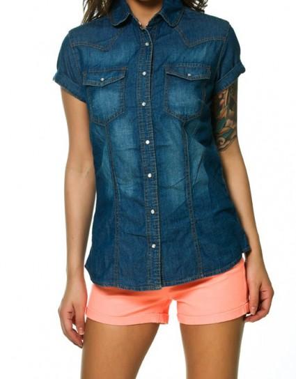 Camicia jeans Terranova primavera estate 2014